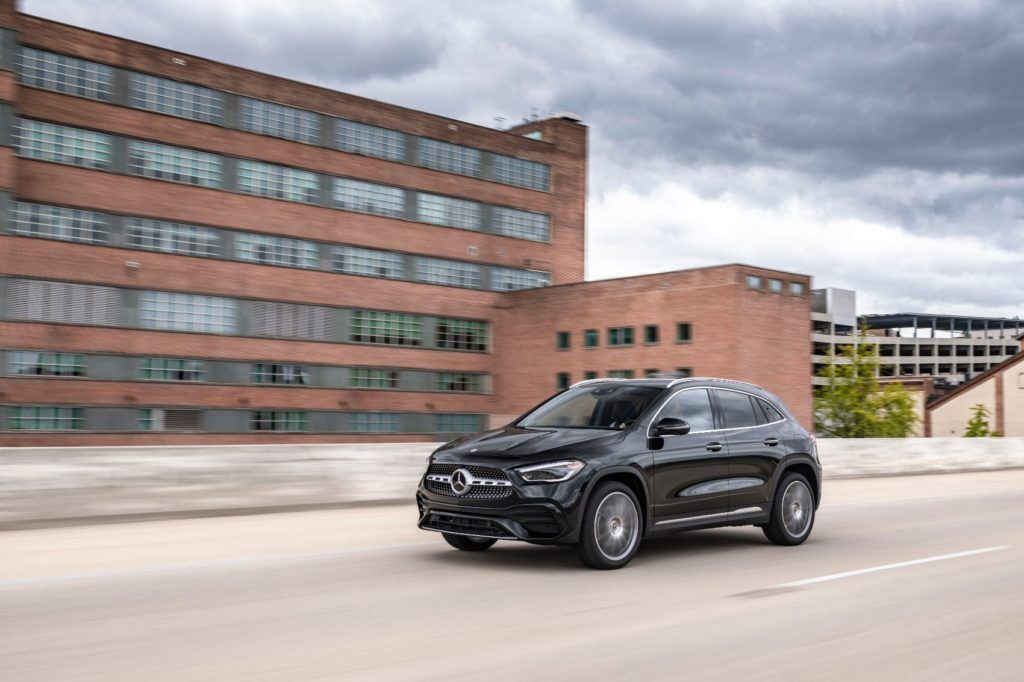 2021 Mercedes Benz GLA 50