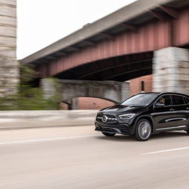 2021 Mercedes Benz GLA 54