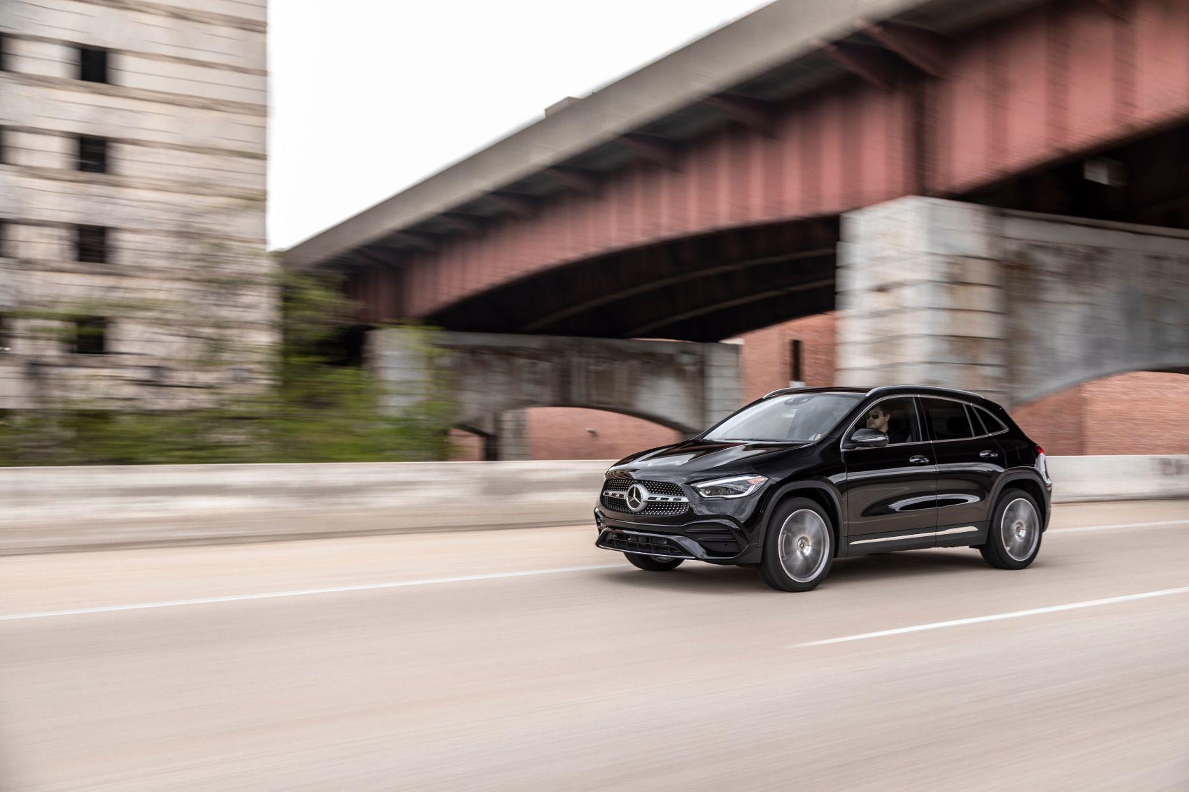 2021 Mercedes Benz GLA 54
