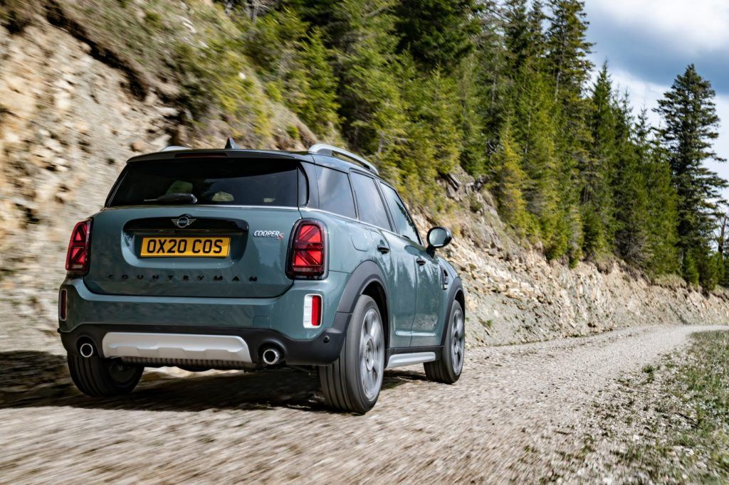 2021 Mini Countryman 12
