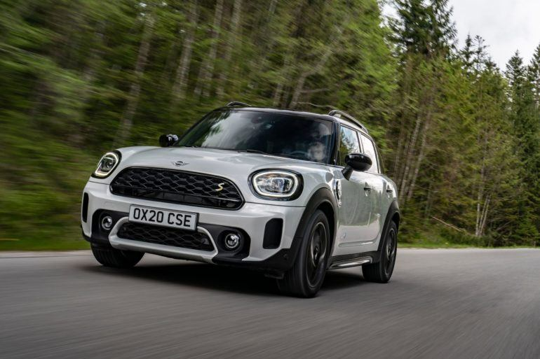2021 Mini Countryman 6
