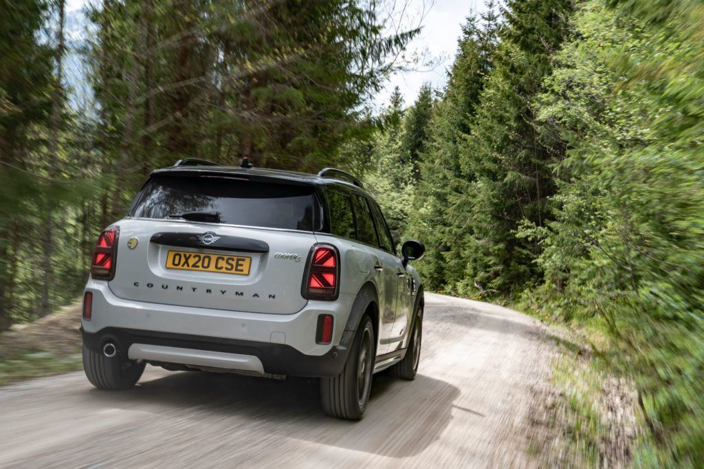 2021 Mini Countryman 8