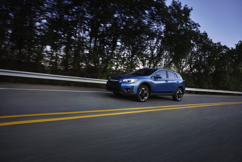 2021 Subaru Crosstrek Limited 1