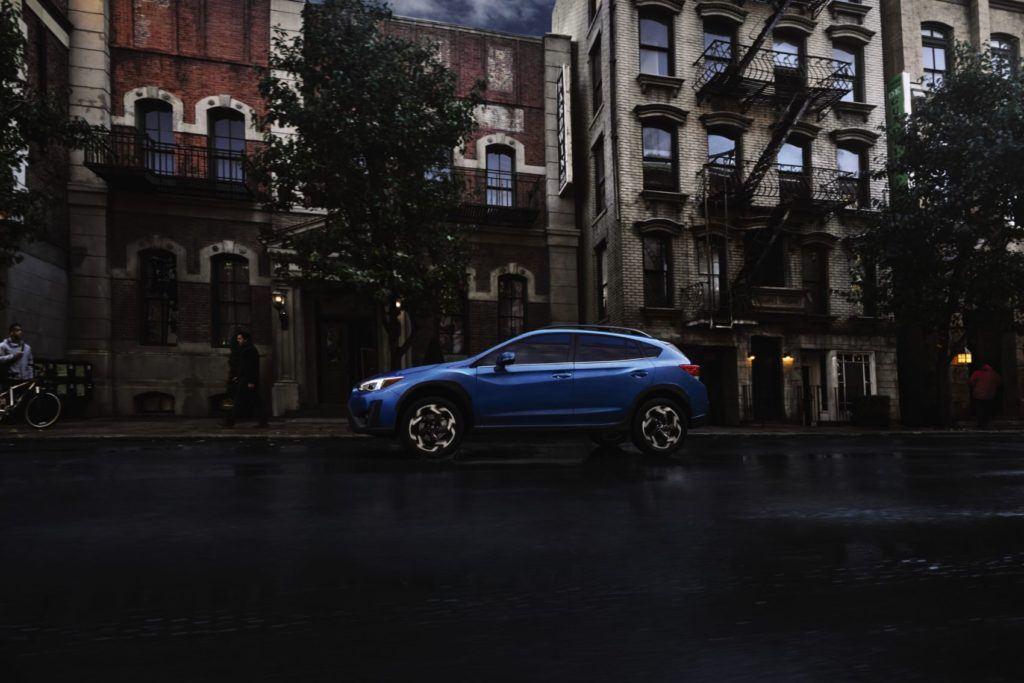 2021 Subaru Crosstrek Limited 3