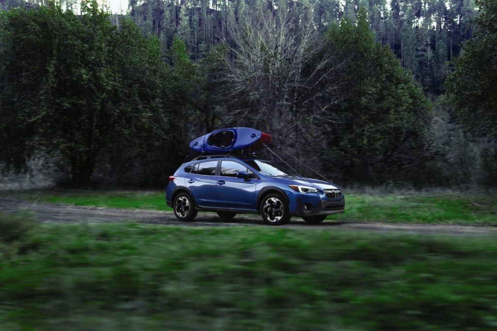 2021 Subaru Crosstrek Limited.