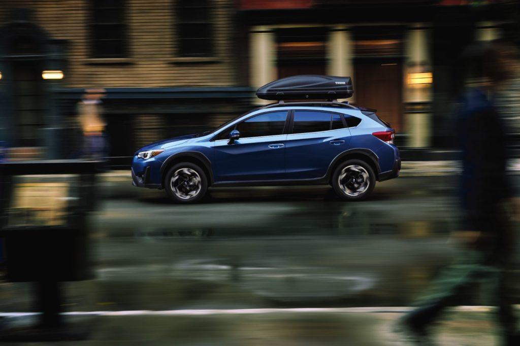 2021 Subaru Crosstrek Limited 5