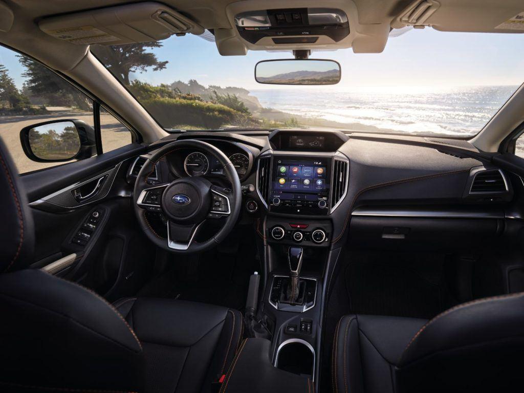 2021 Subaru Crosstrek Limited 6