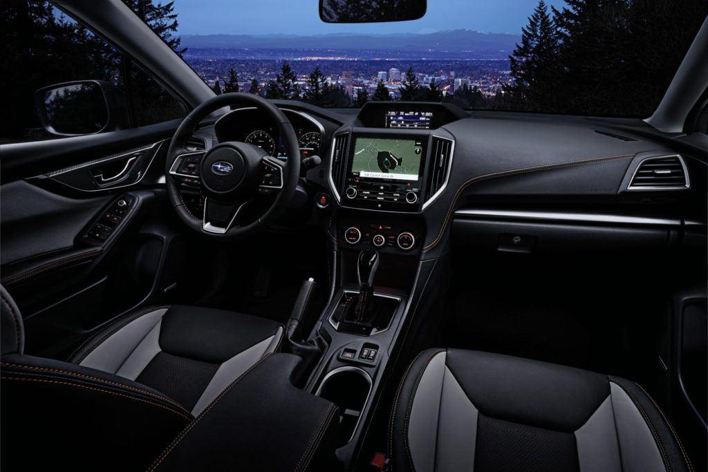 2021 Subaru Crosstrek Limited 7