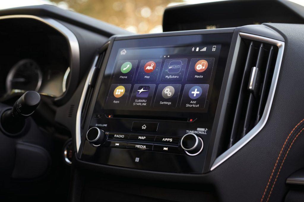 2021 Subaru Crosstrek Limited 8