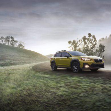 2021 Subaru Crosstrek Sport 1