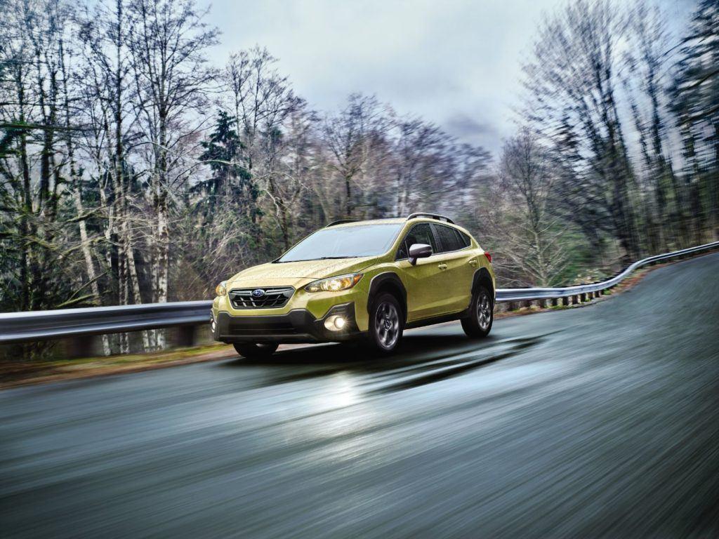 2021 Subaru Crosstrek Sport.