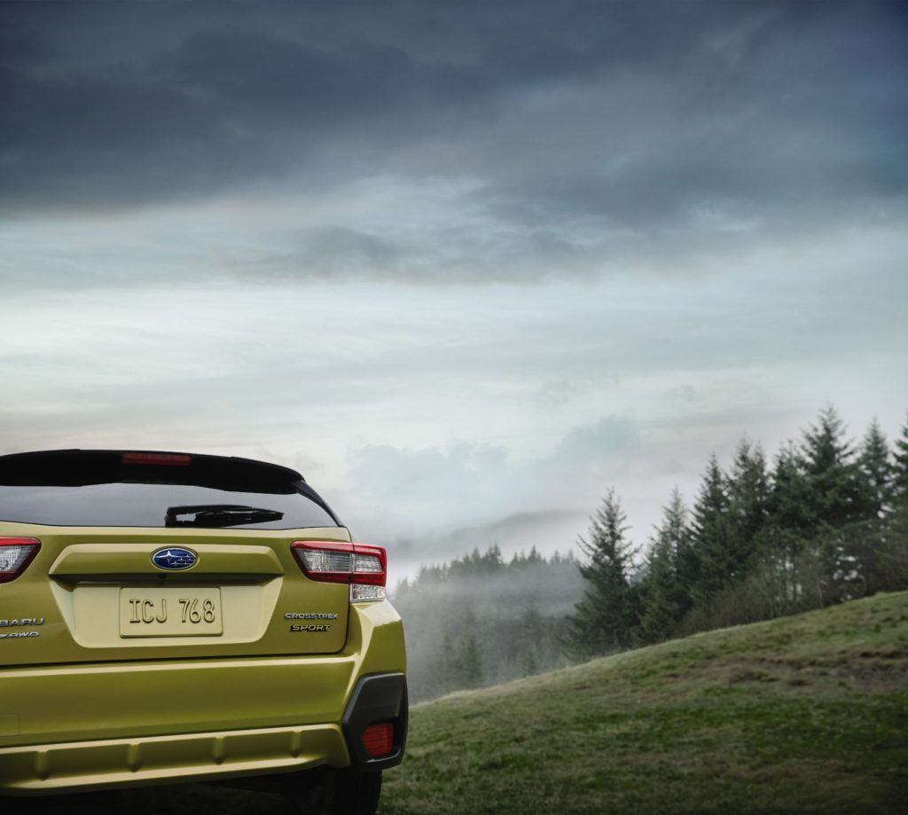 2021 Subaru Crosstrek Sport 8