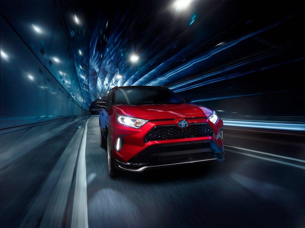 2021 Toyota RAV4 Prime 1