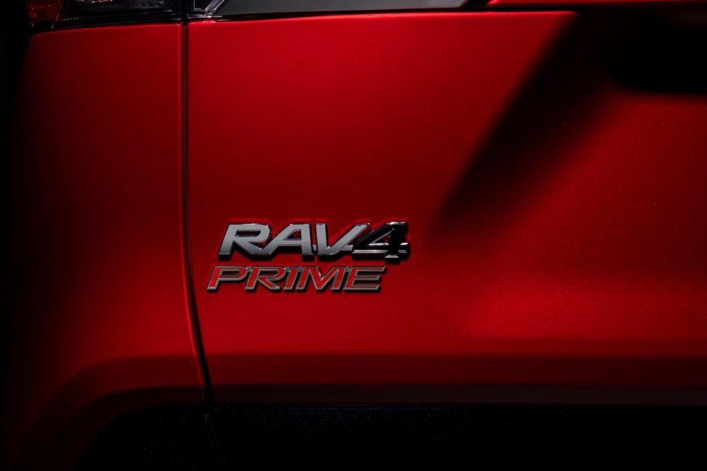 2021 Toyota RAV4 Prime 14