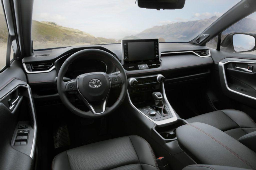 2021 Toyota RAV4 Prime 16