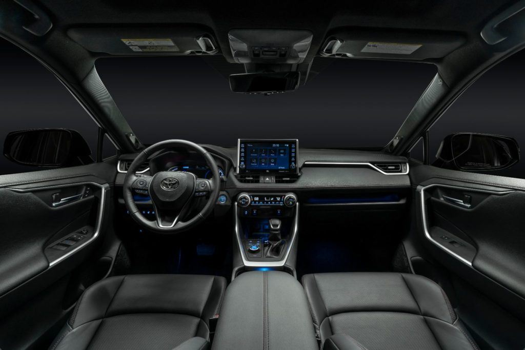 2021 Toyota RAV4 Prime 17