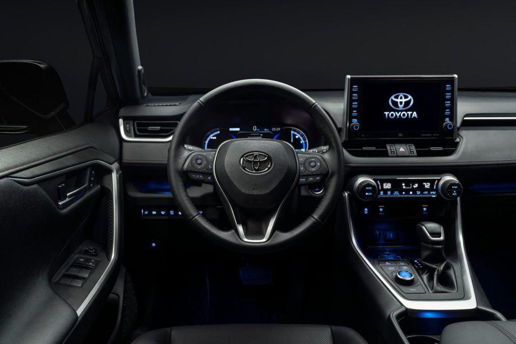 2021 Toyota RAV4 Prime 18
