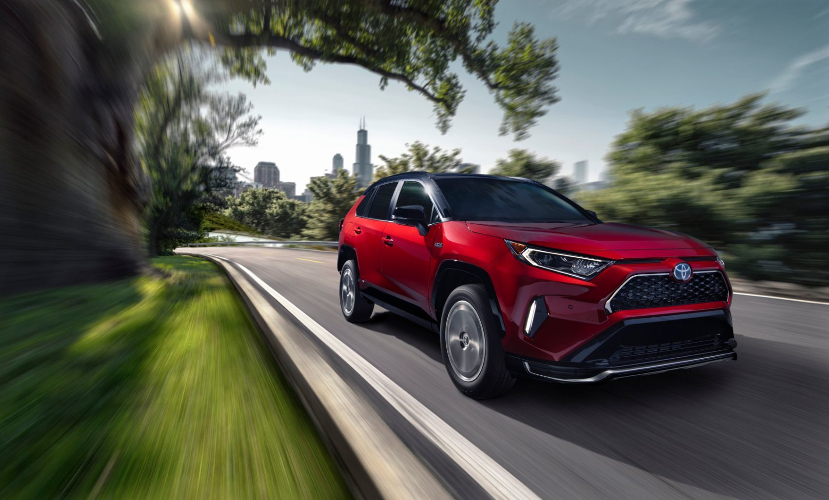 2021 Toyota RAV4 Prime: Quick but Detailed Look at the Trim Levels & Options