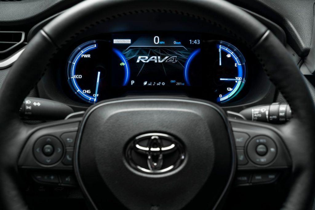 2021 Toyota RAV4 Prime 20