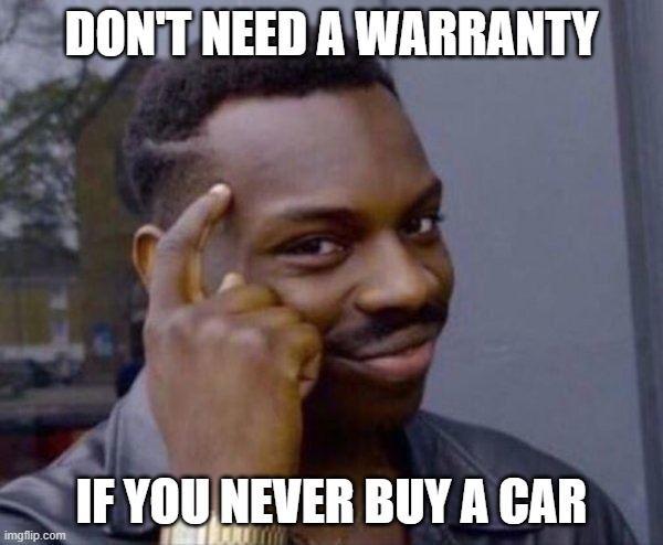 warranty meme