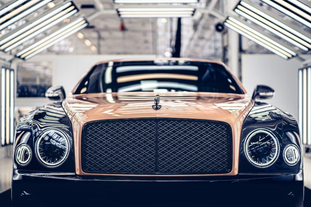 Bentley Mulsanne 6.75 Edition by Mulliner 6