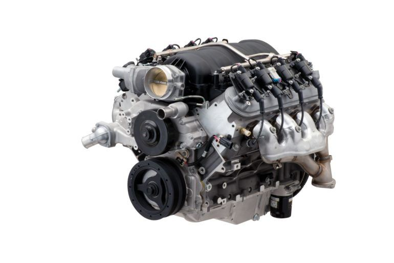 Chevrolet Performance LS427 570 CrateEngine
