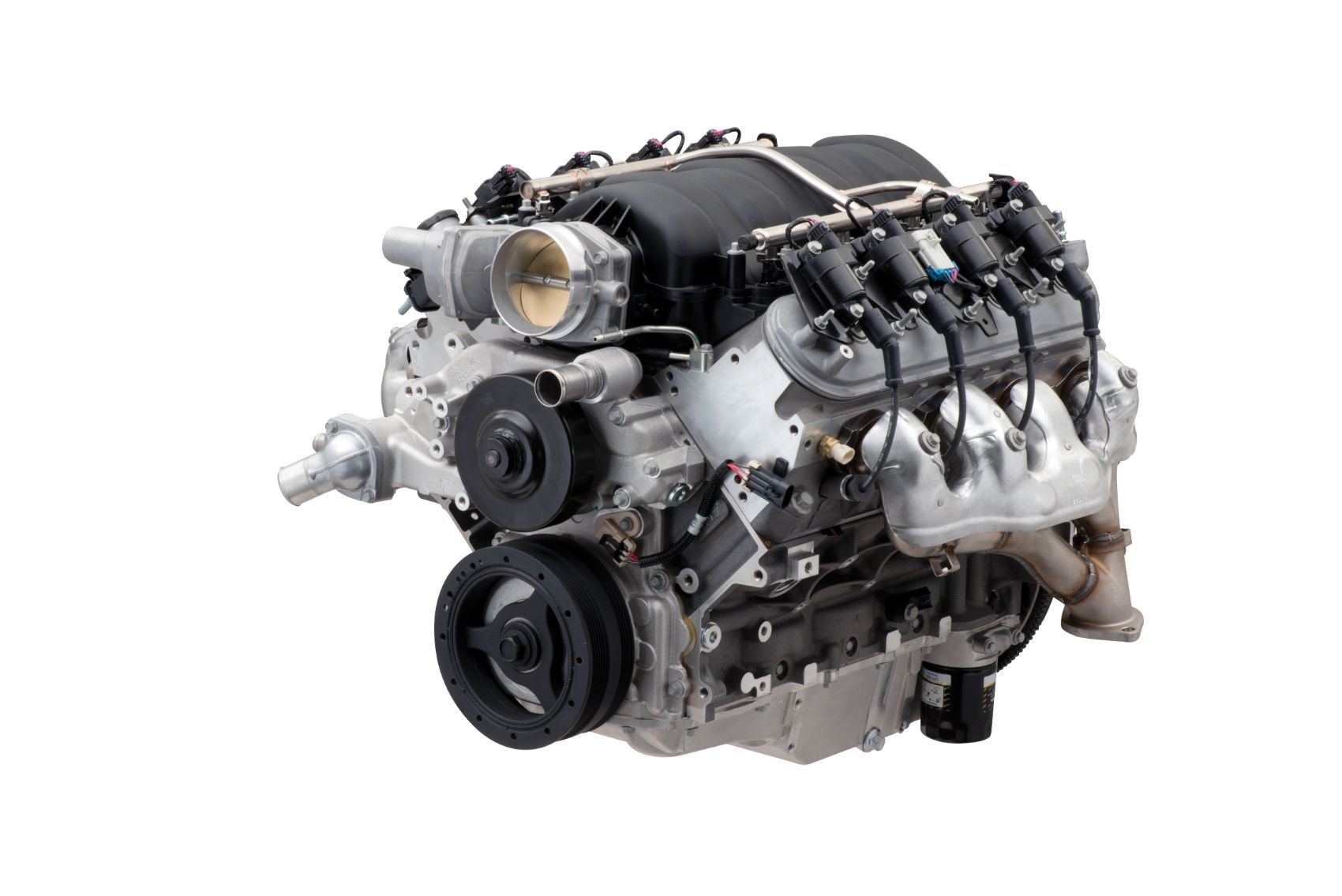 LS427/570 Crate Engine: Chevrolet Performance Unveils Powerplant Inspired by LS7 7.0L
