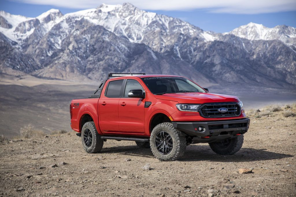 Ranger Off-Road Packages