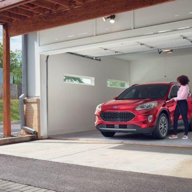 Ford Escape Plug In Hybrid 4