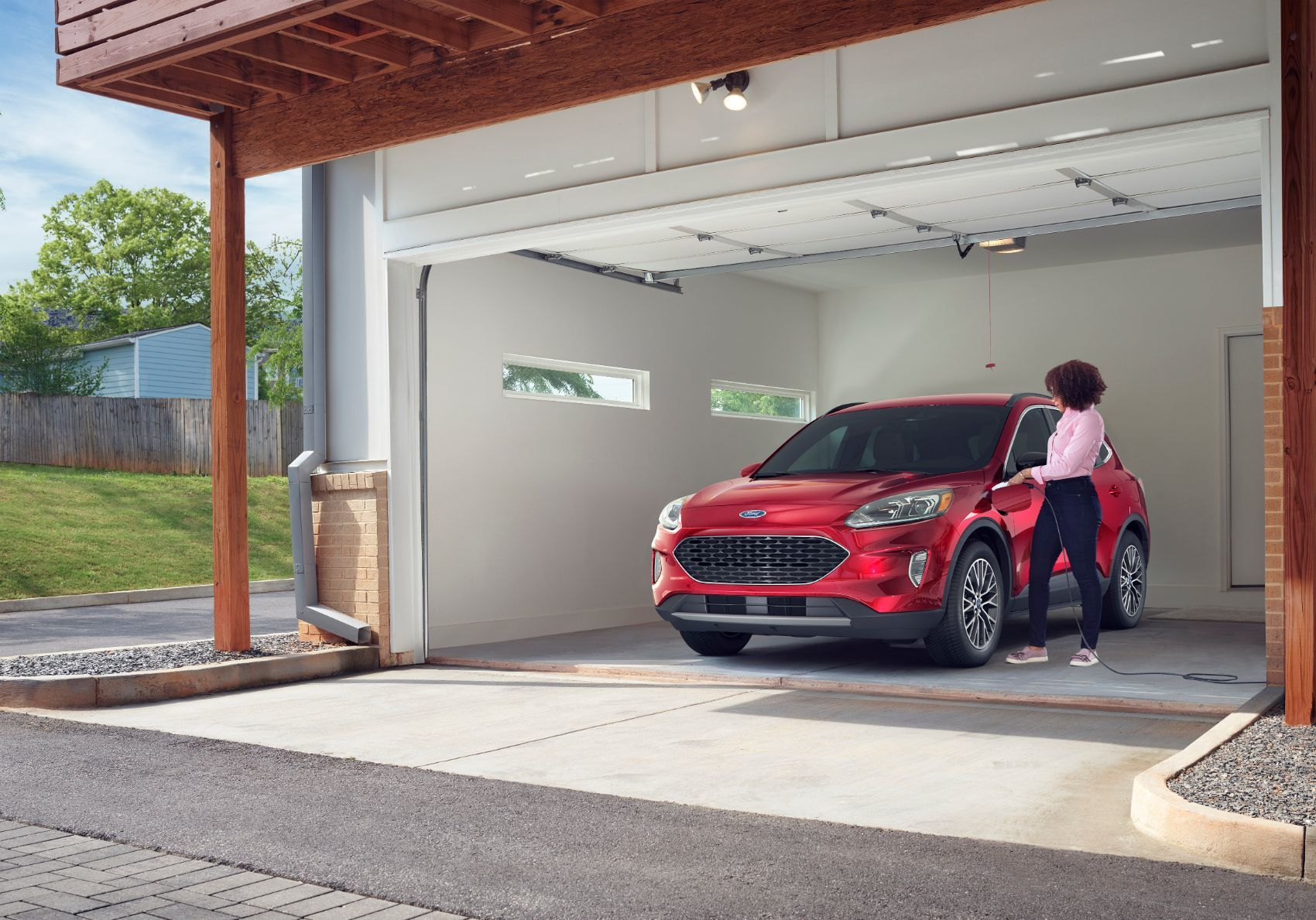 Ford Escape Plug-In Hybrid: Ford's Answer to Rising Gas Prices