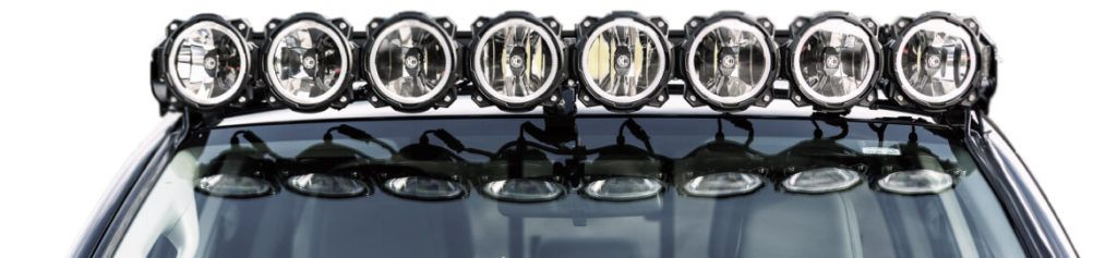 Gravity LED Pro6 Light Bar.