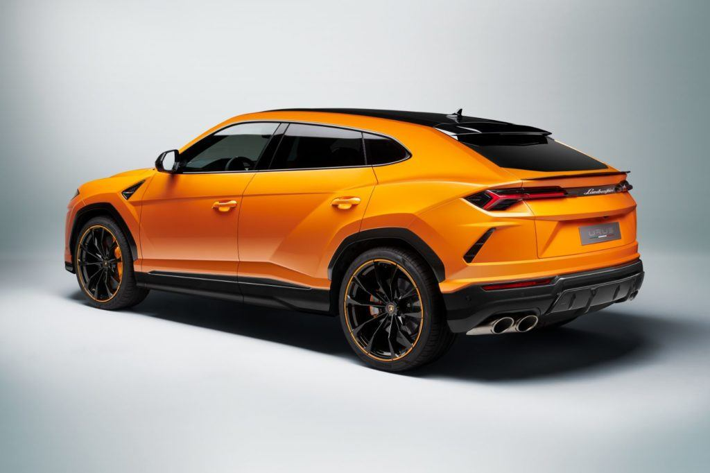 Lamborghini Urus Pearl Capsule 11