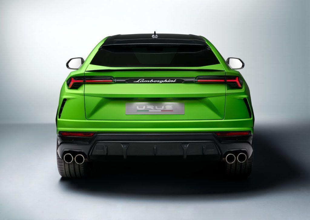 Lamborghini Urus Pearl Capsule 9