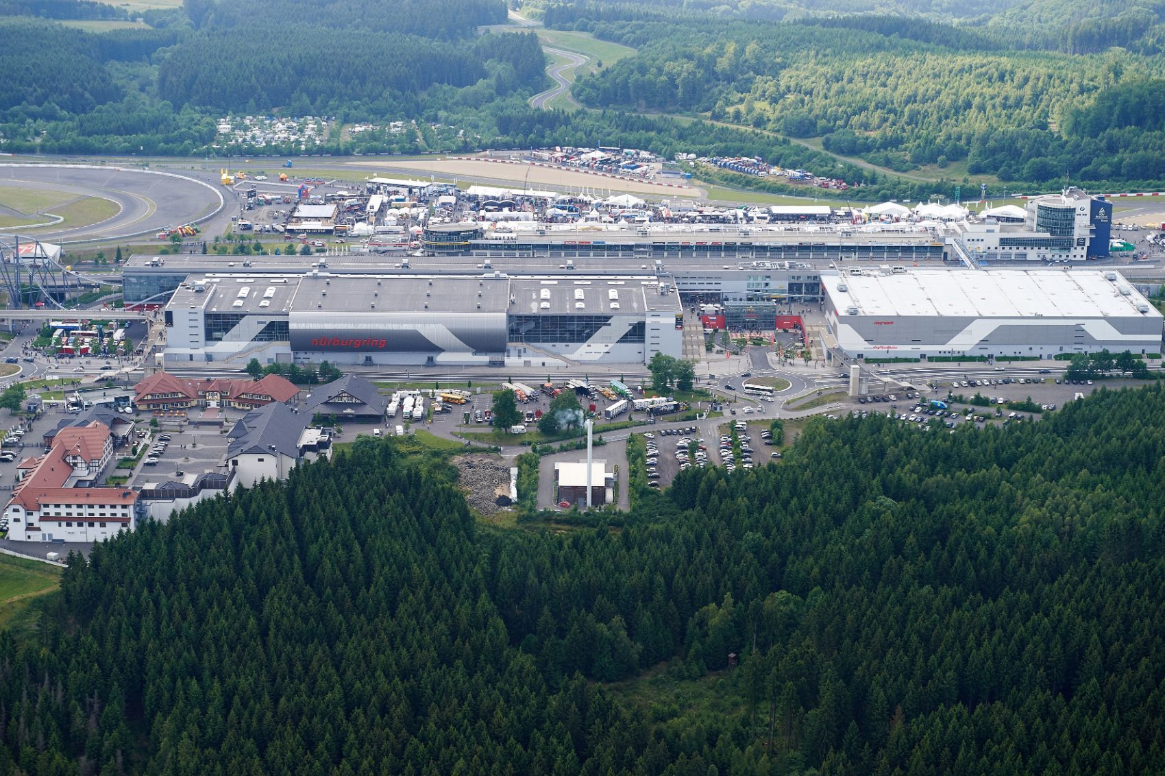From Germany, With Love: Audi Sport GmbH Faces The Brutal Nürburgring