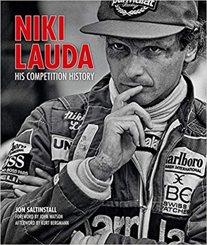 Niki Lauda His Competition History Cover