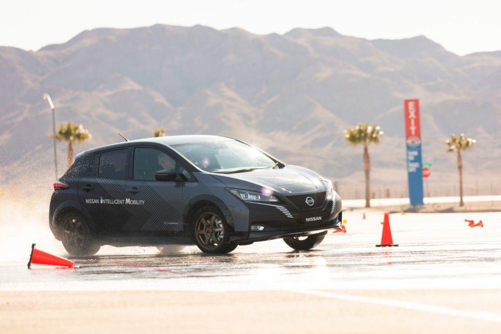 Nissan e 4ORCE 12