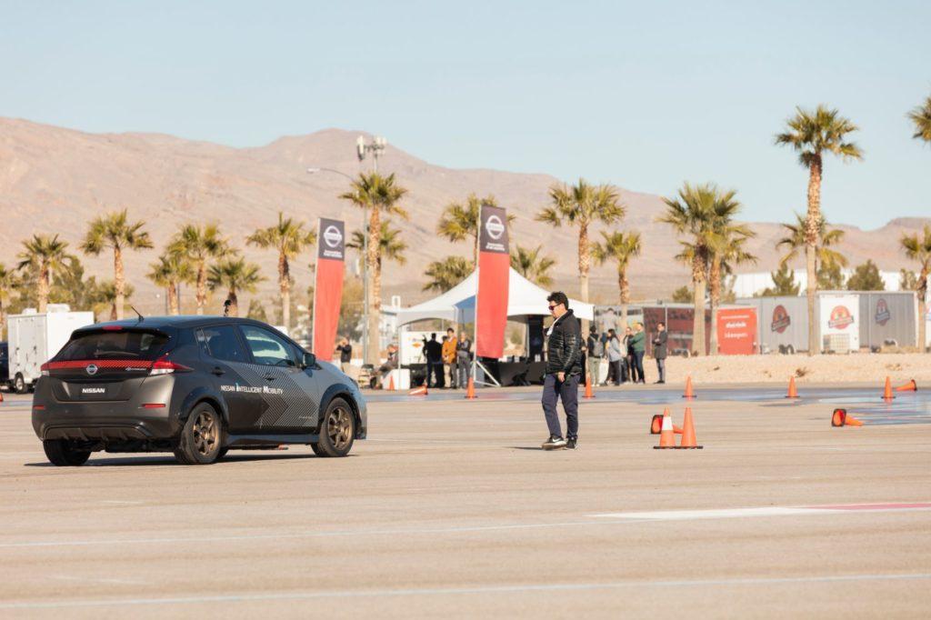 Nissan e 4ORCE 9