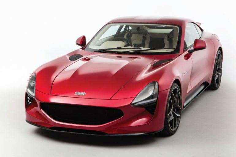 TVR Griffith 4