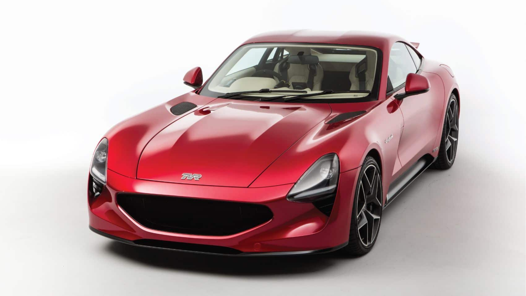 TVR Griffith: Fast, Noisy, Eccentric & British In Every Way!