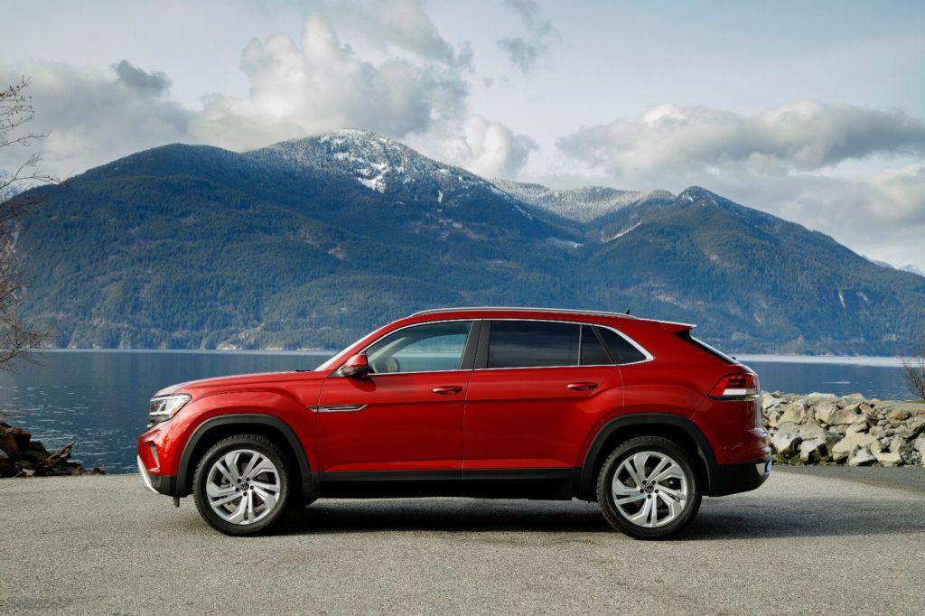 VW Atlas Cross Sport SEL