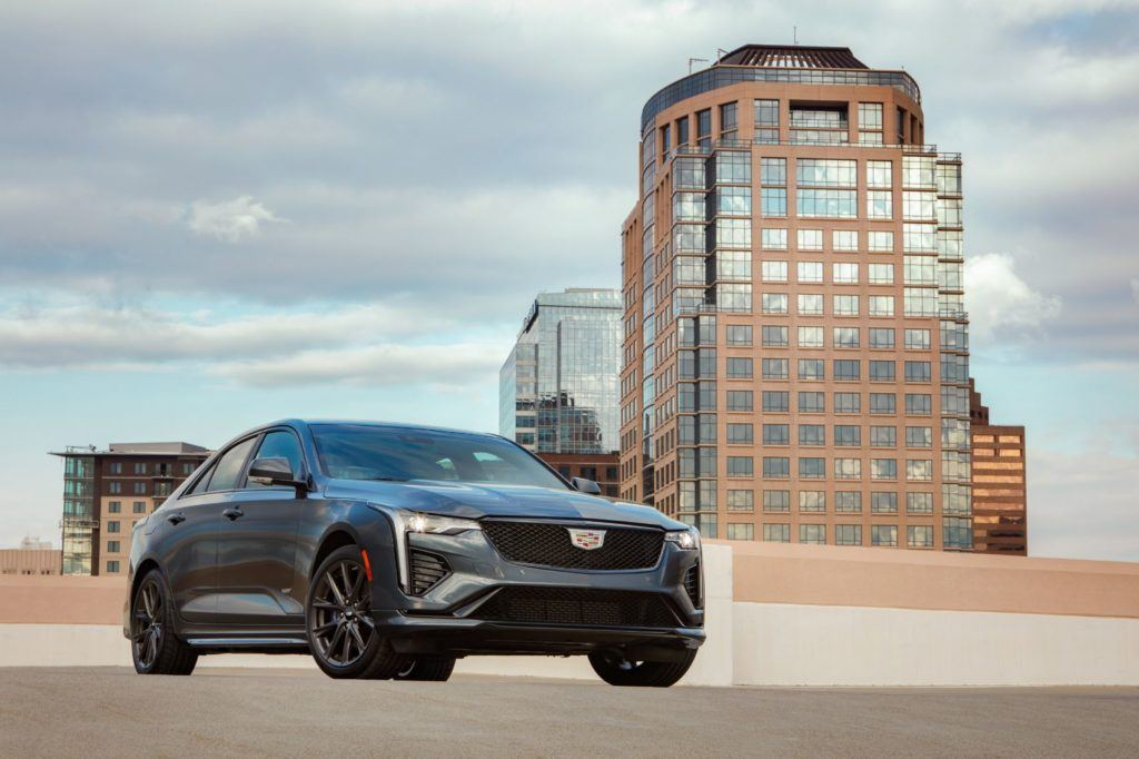 "2020 Cadillac CT4-V ""Torque Monster"""