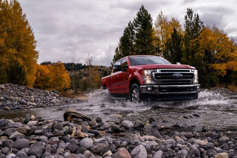 2020 Ford F 250 7
