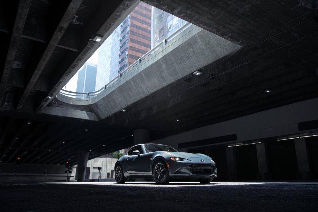 2020 Mazda MX 5 Miata RF 1