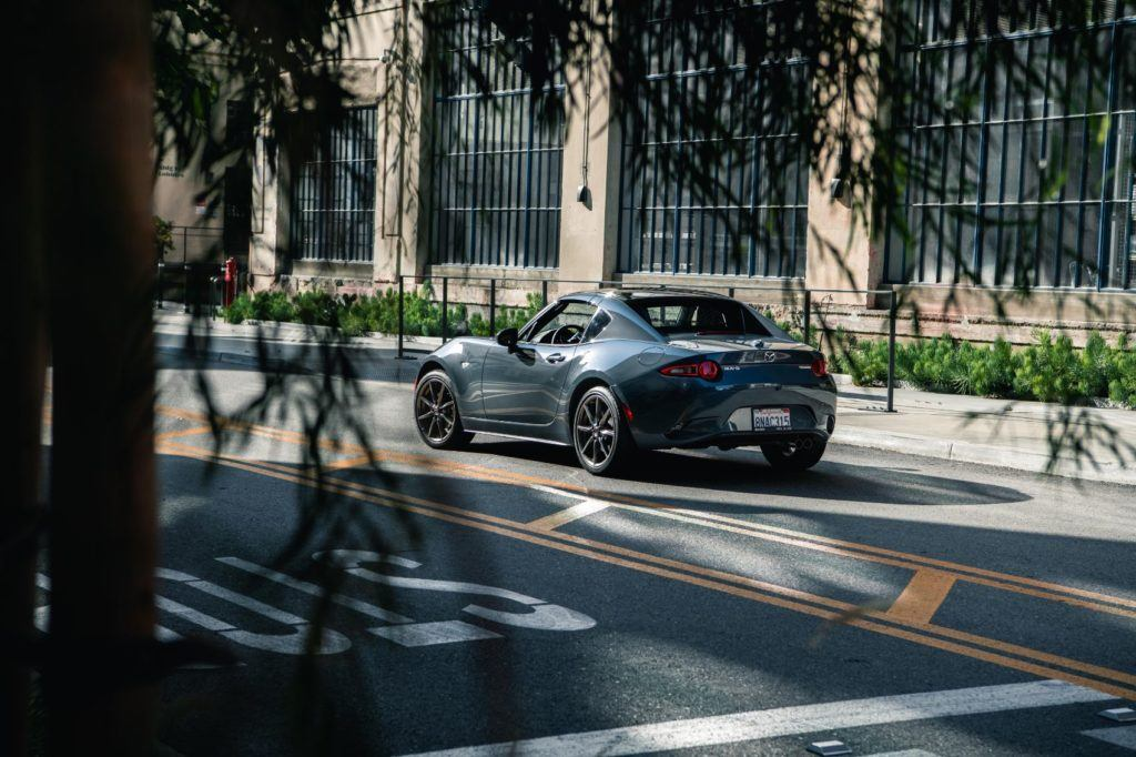 2020 Mazda MX 5 Miata RF 13
