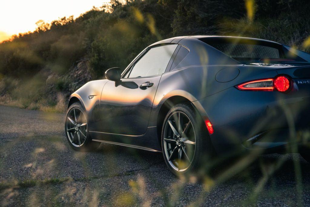 2020 Mazda MX 5 Miata RF 18