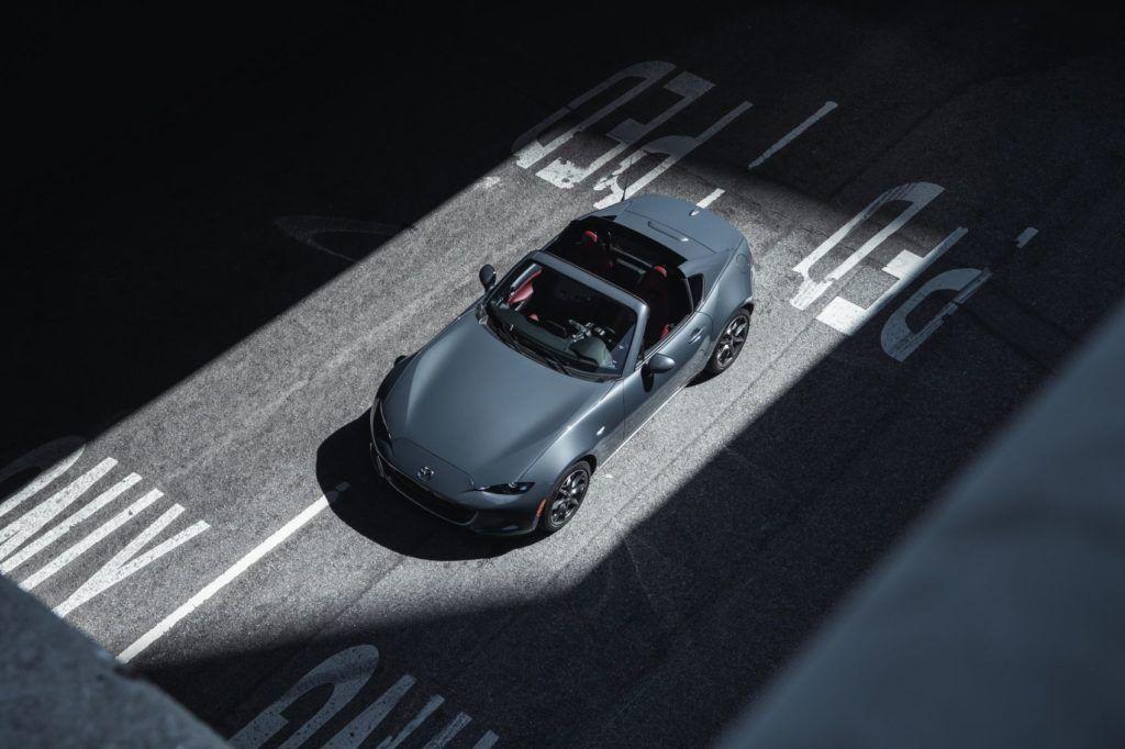 2020 Mazda MX 5 Miata RF 5