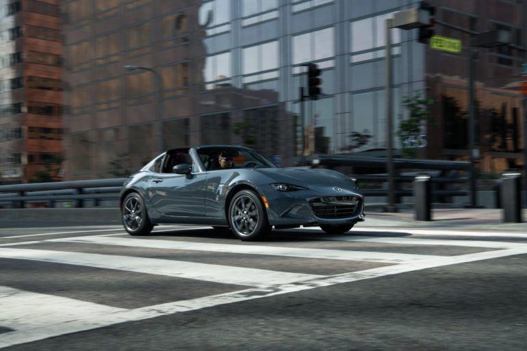 2020 Mazda MX 5 Miata RF 6