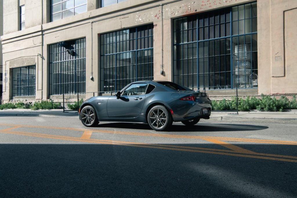 2020 Mazda MX 5 Miata RF 9