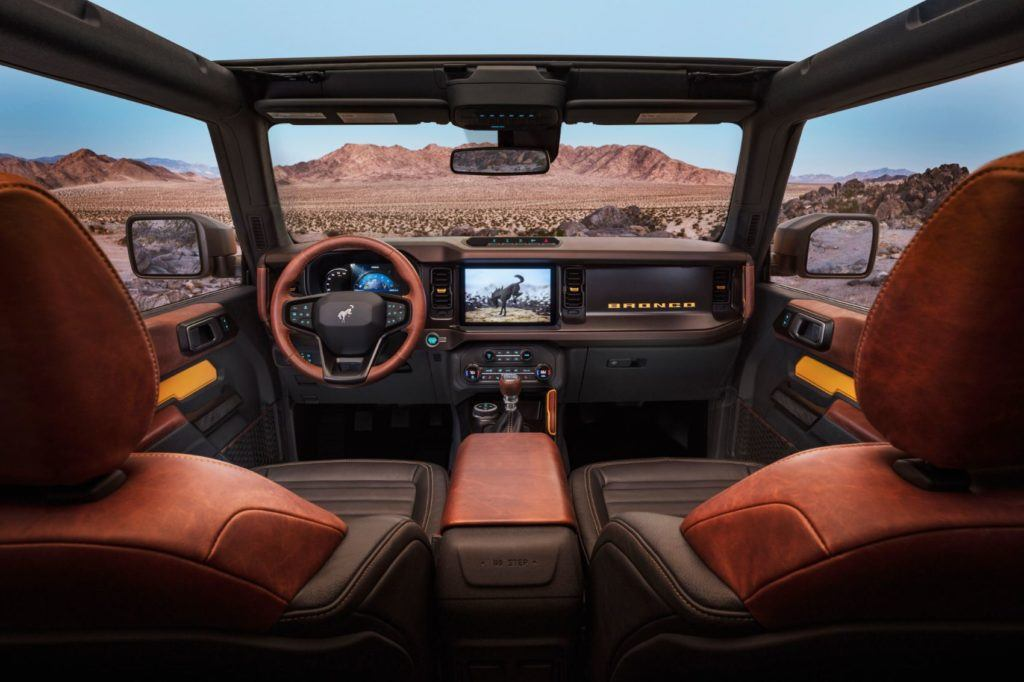 2021 Ford Bronco 11