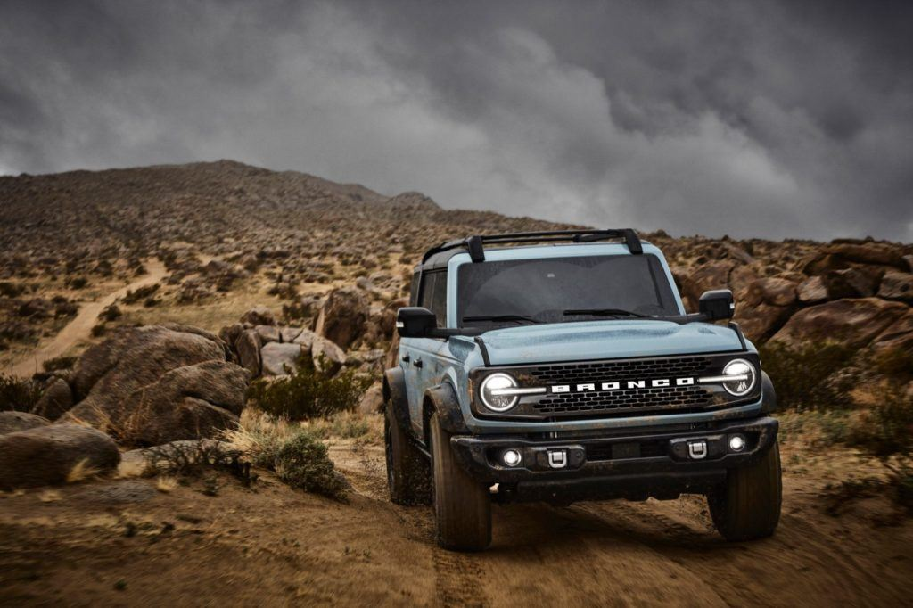 2021 Ford Bronco 18